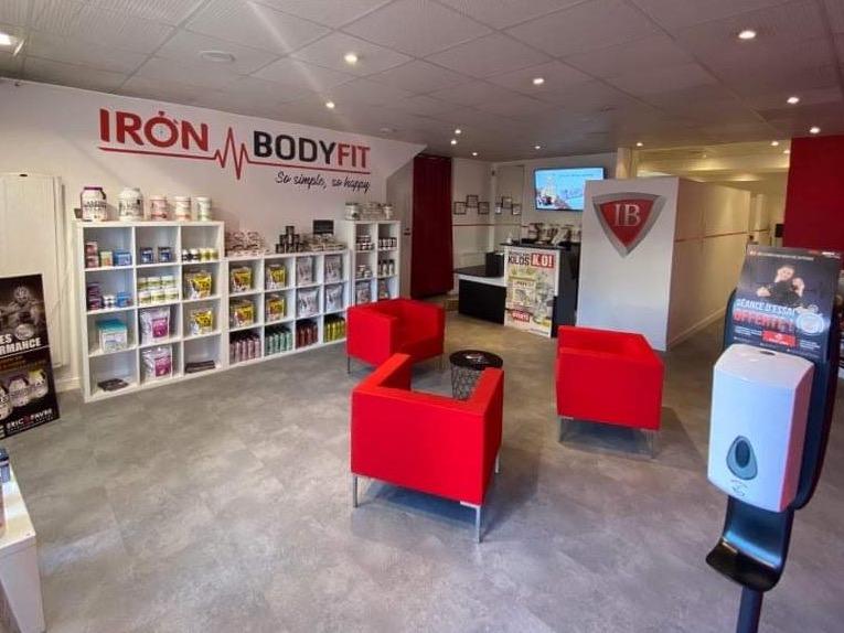 Iron Bodyfit Amiens