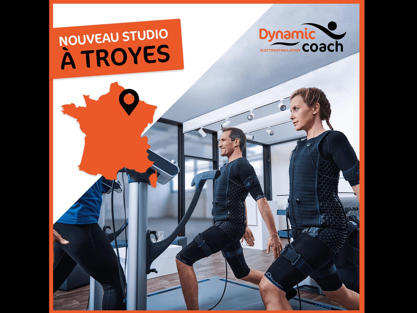 Dynamic Coach Troyes