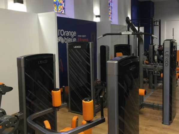 L'Orange Bleue Rennes Fac de Droit
