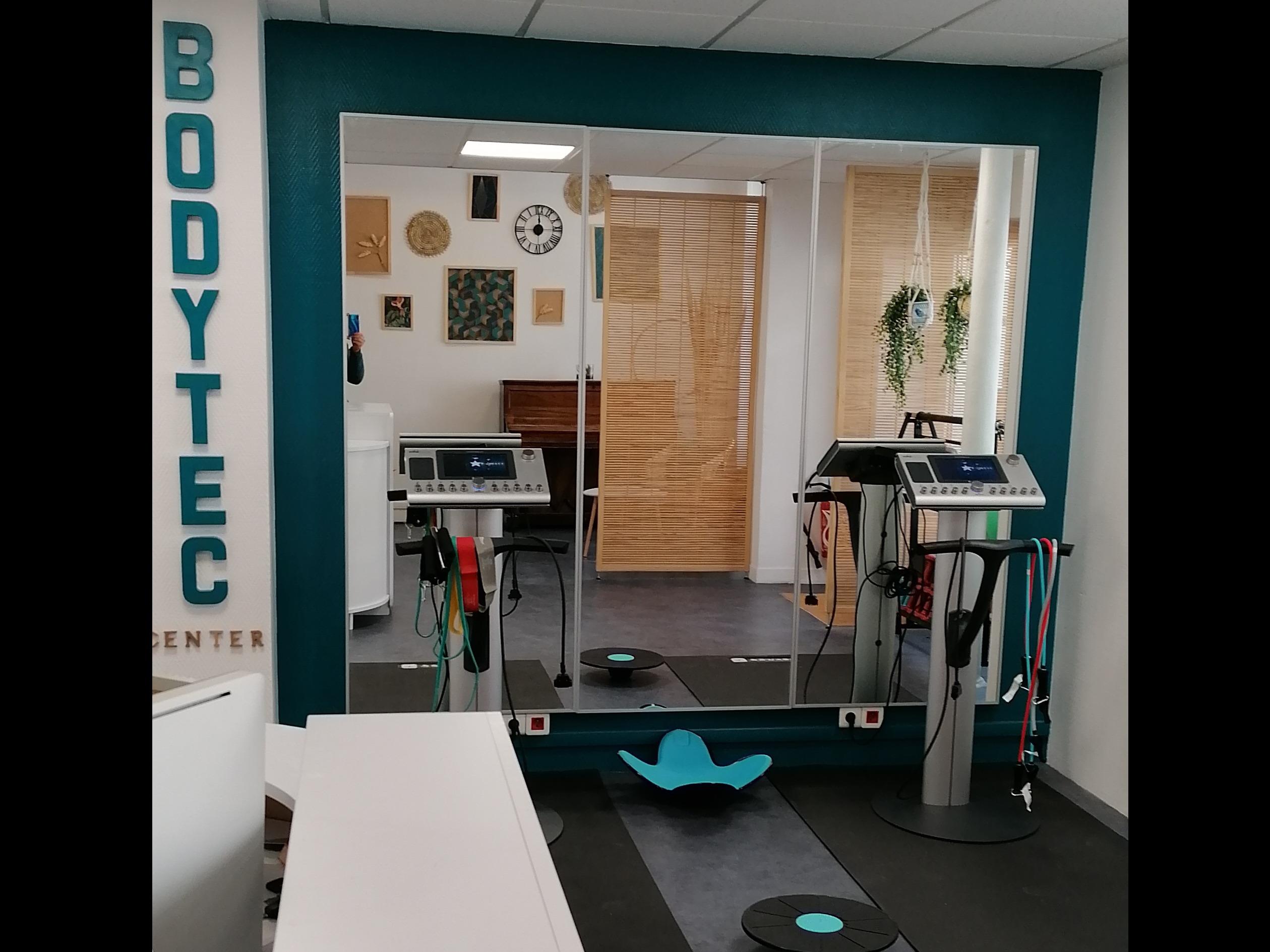 Bodytechcenter paris 15 Beaugrenelle - Electrostimulation