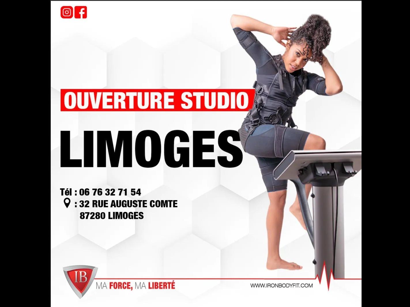 Iron Bodyfit Limoges