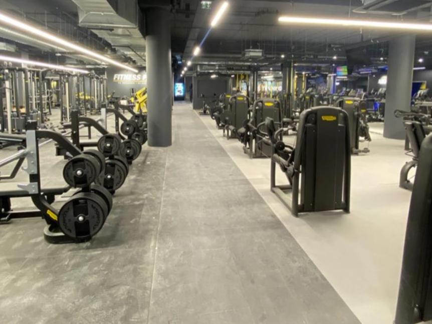 Fitness Park Lille Centre