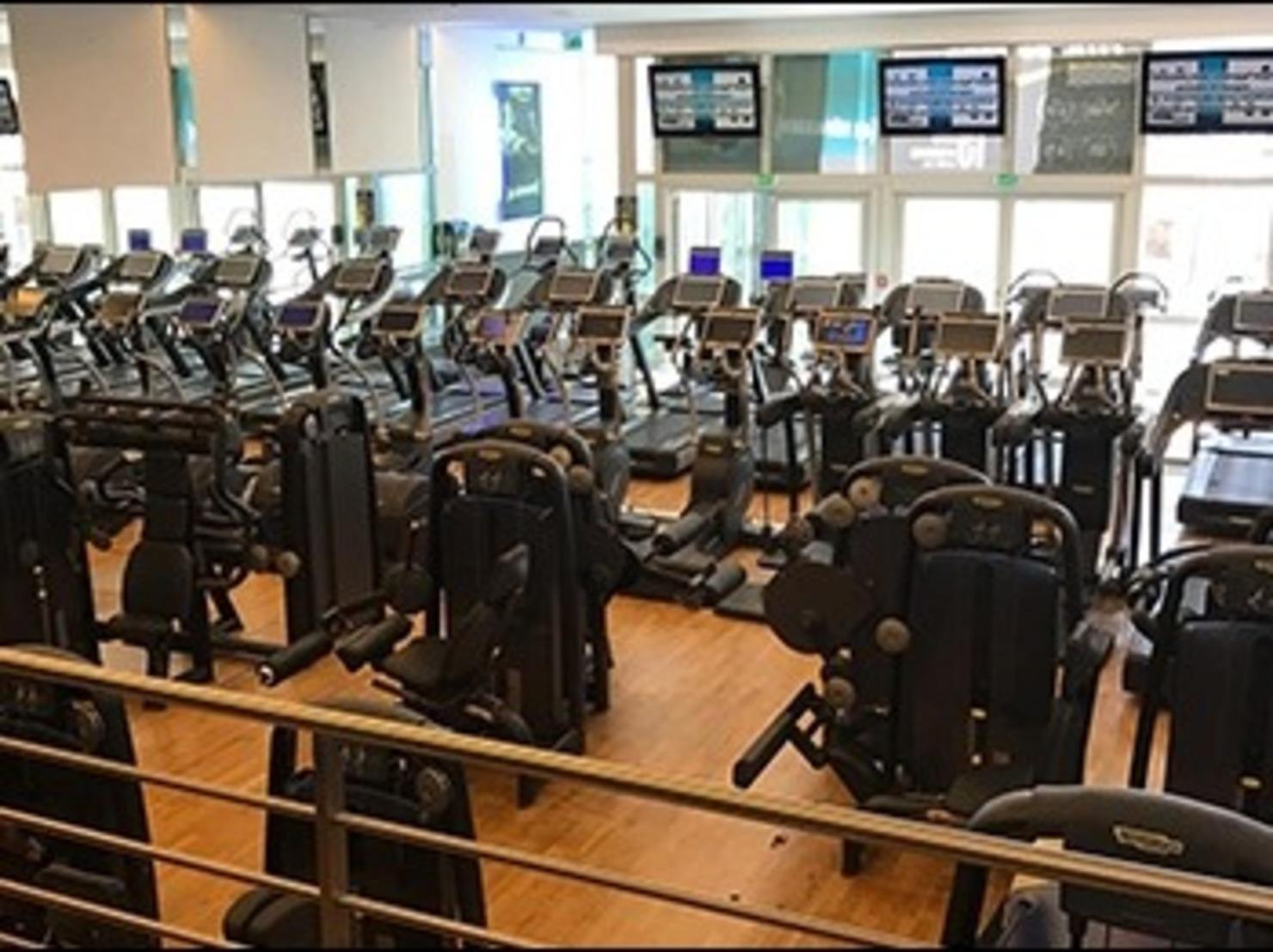 Fitness Park La Défense - Cœur Défense
