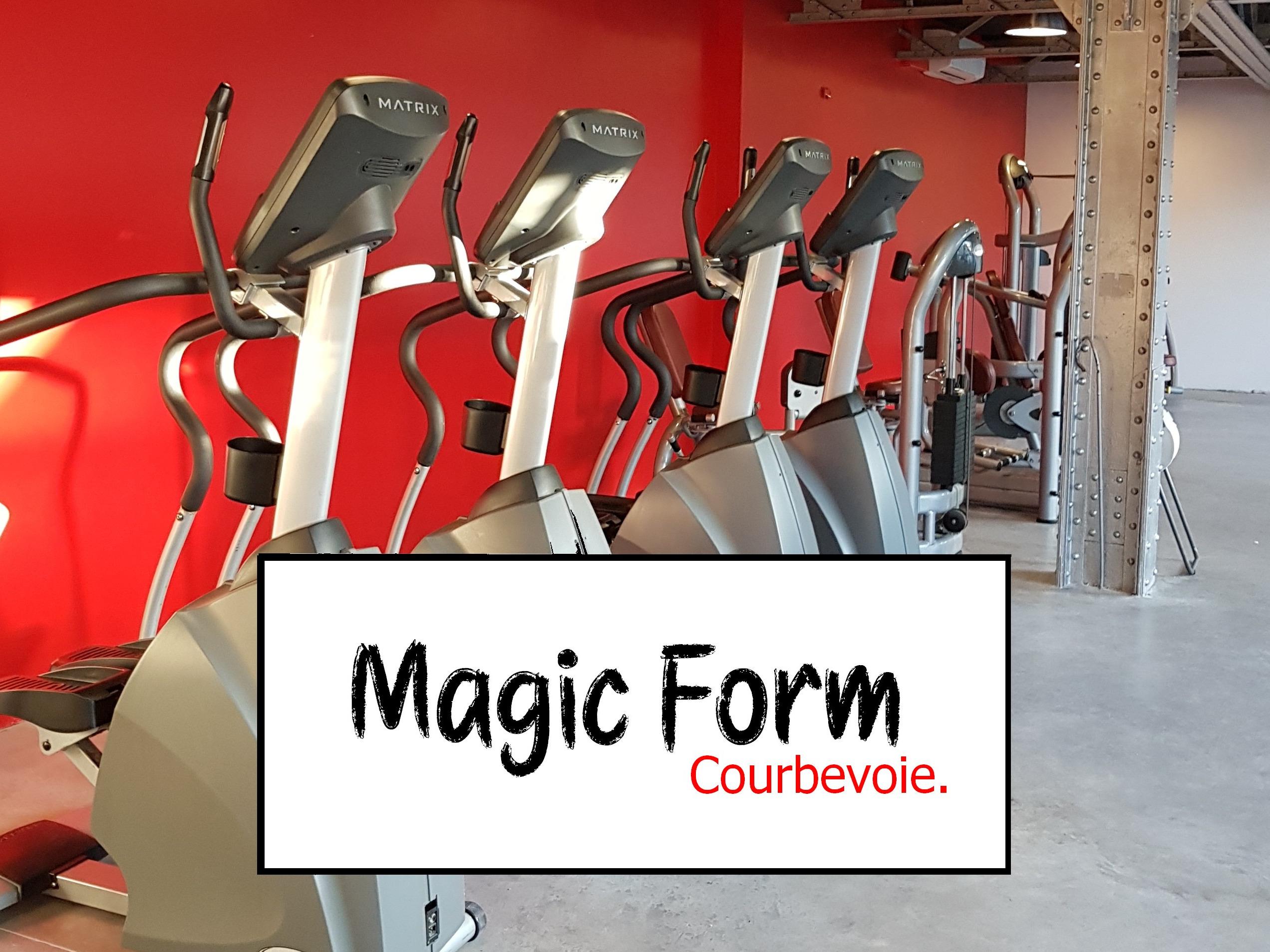 Magic Form Courbevoie