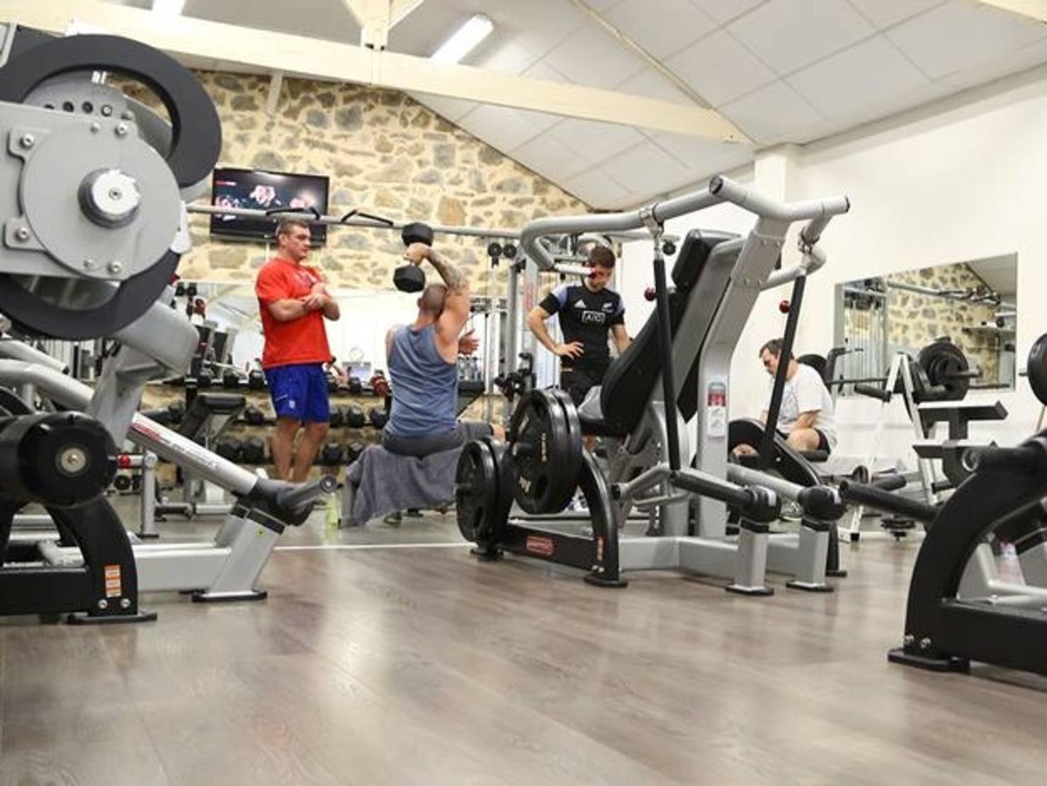 Iron Gym Limoges Tarifs Avis Horaires Essai Gratuit