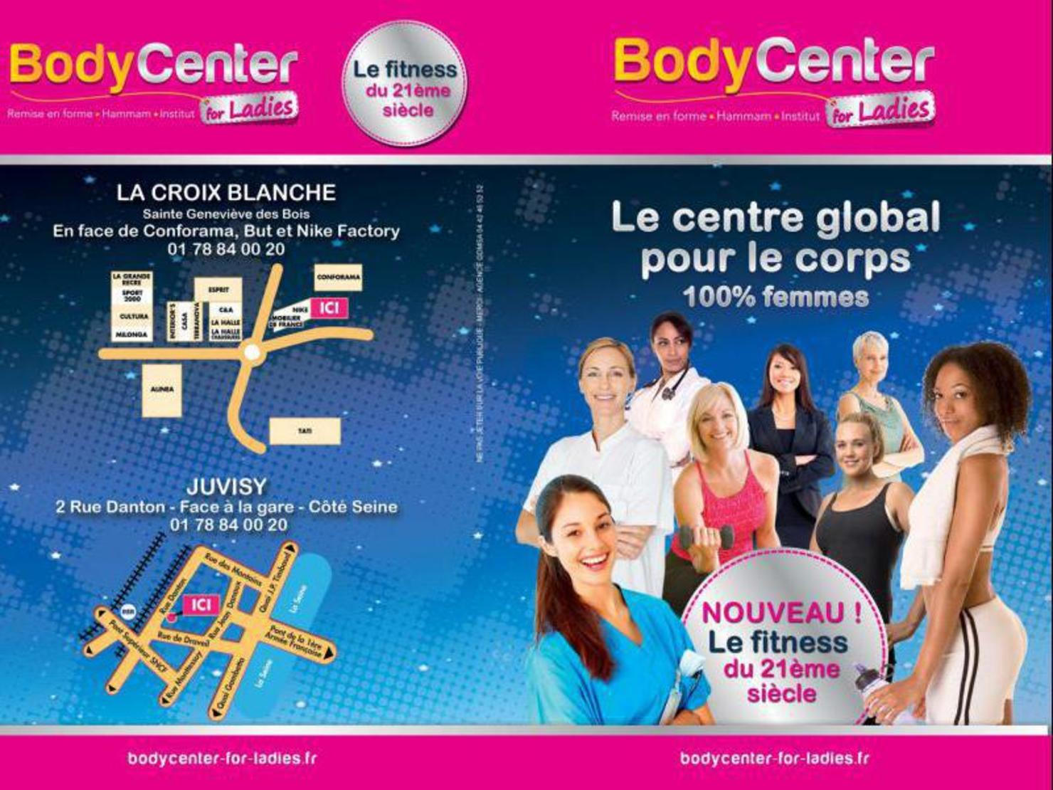 BodyCenter for Ladies - Juvisy-0