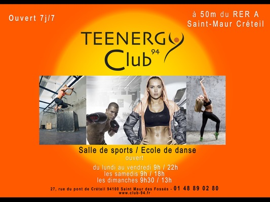 Teenergy Club 94