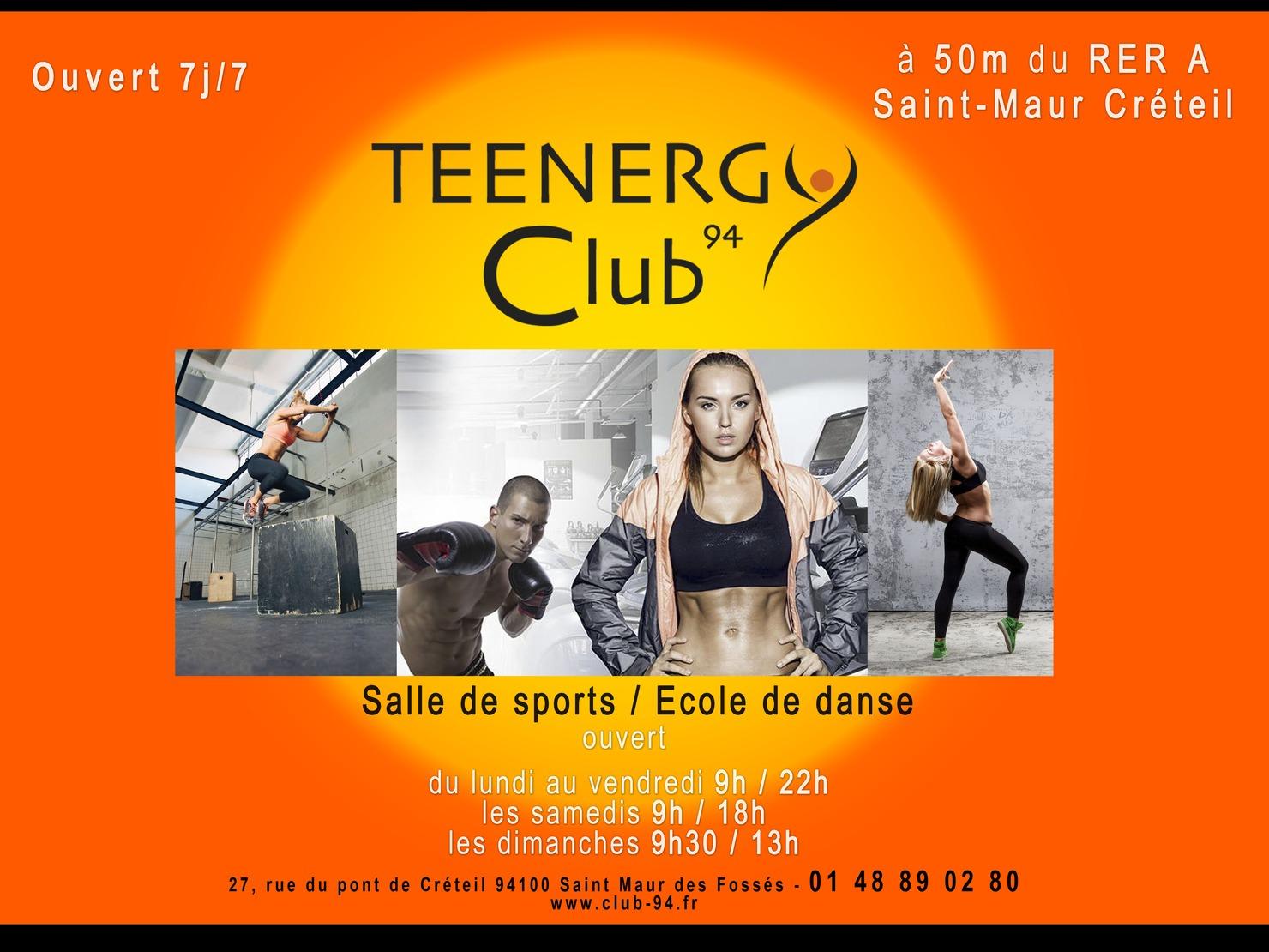 Teenergy Club 94
