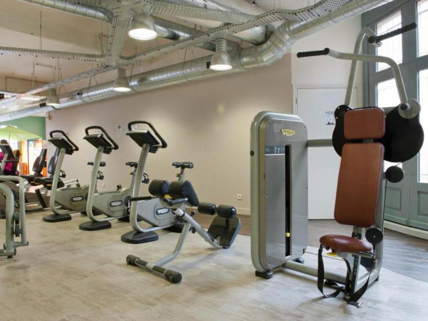 Cercle de la forme porte de bagnolet paris tarifs avis horaires essai gratuit - Salle de sport porte d orleans ...