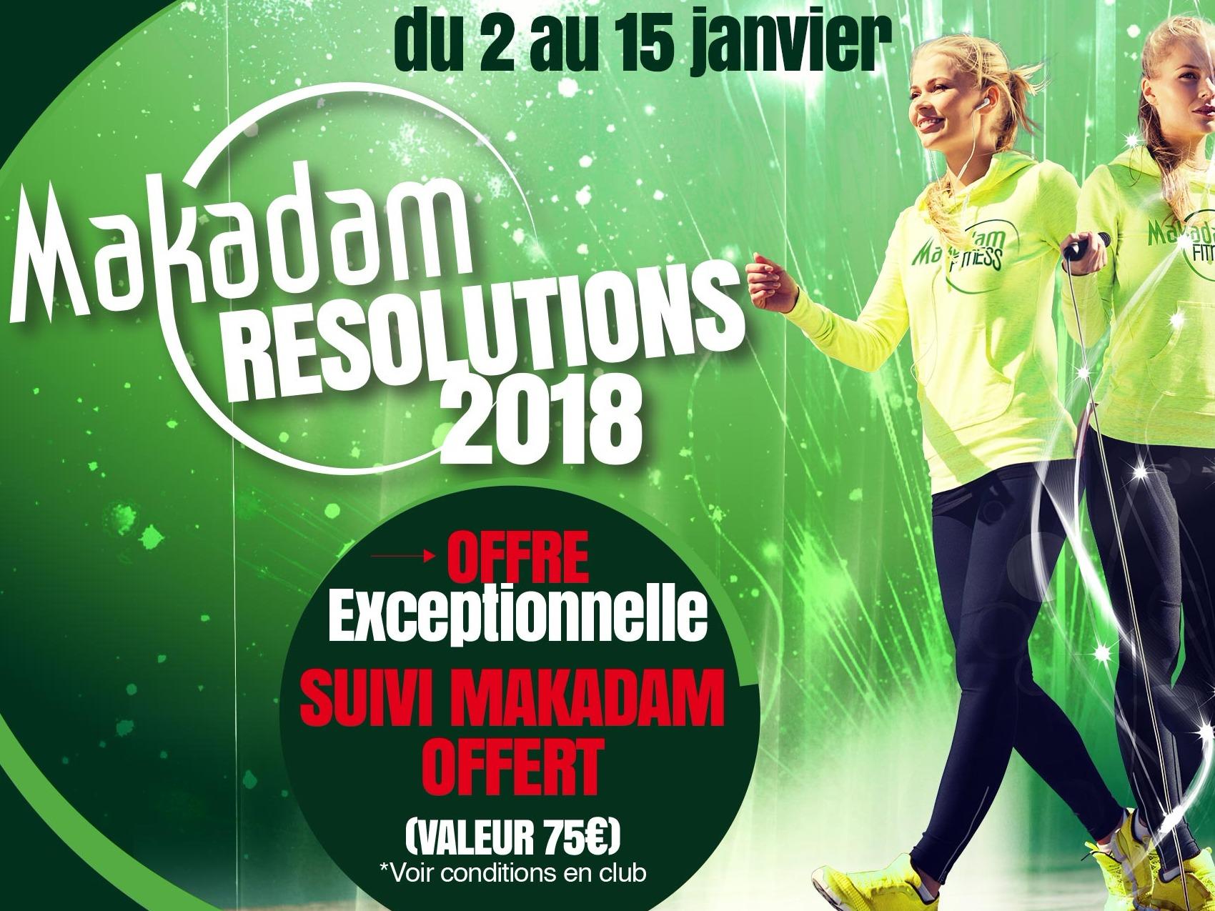 Makadam Fitness Nantes