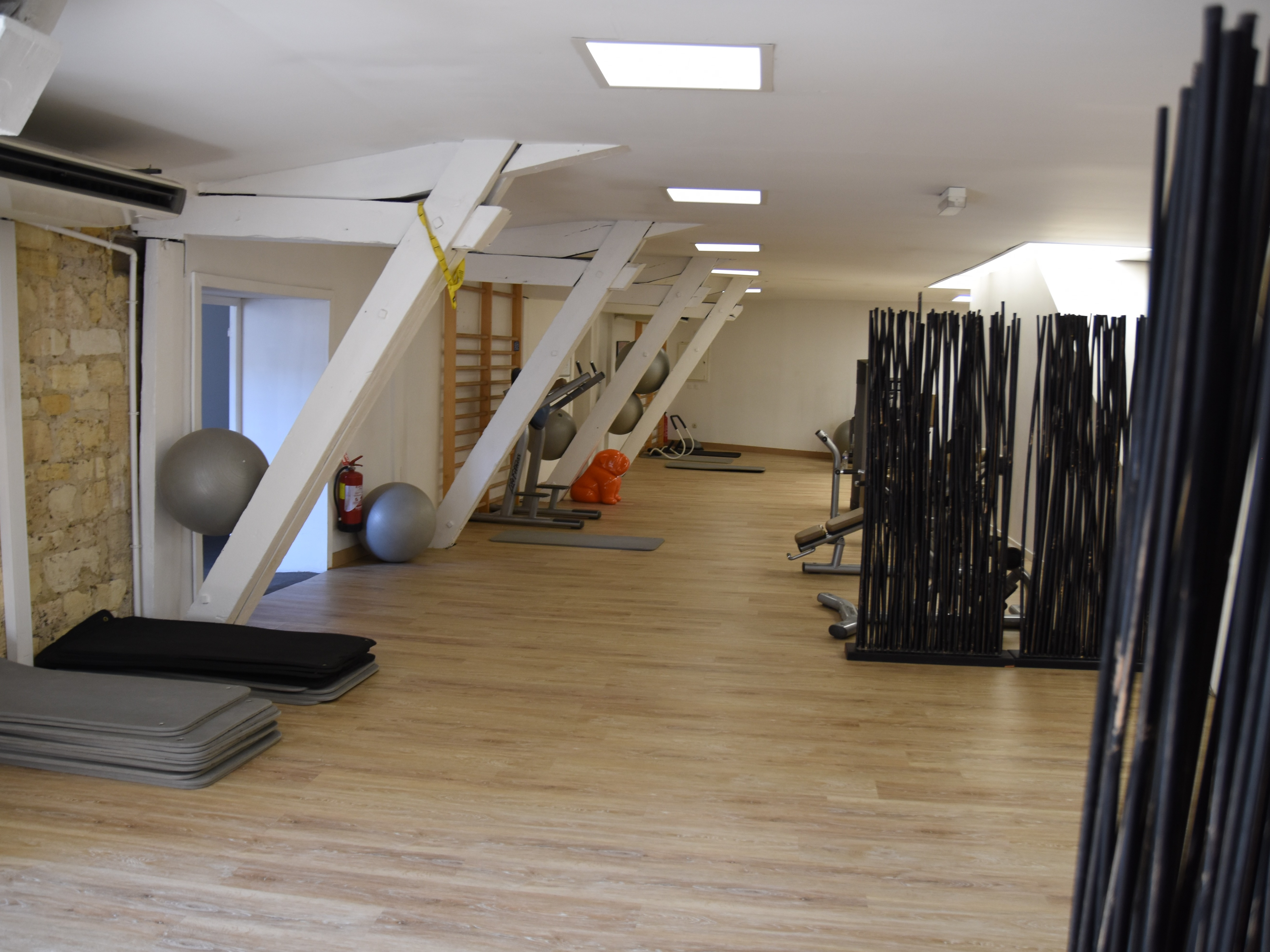 Elevate Premium Fitness Chartrons