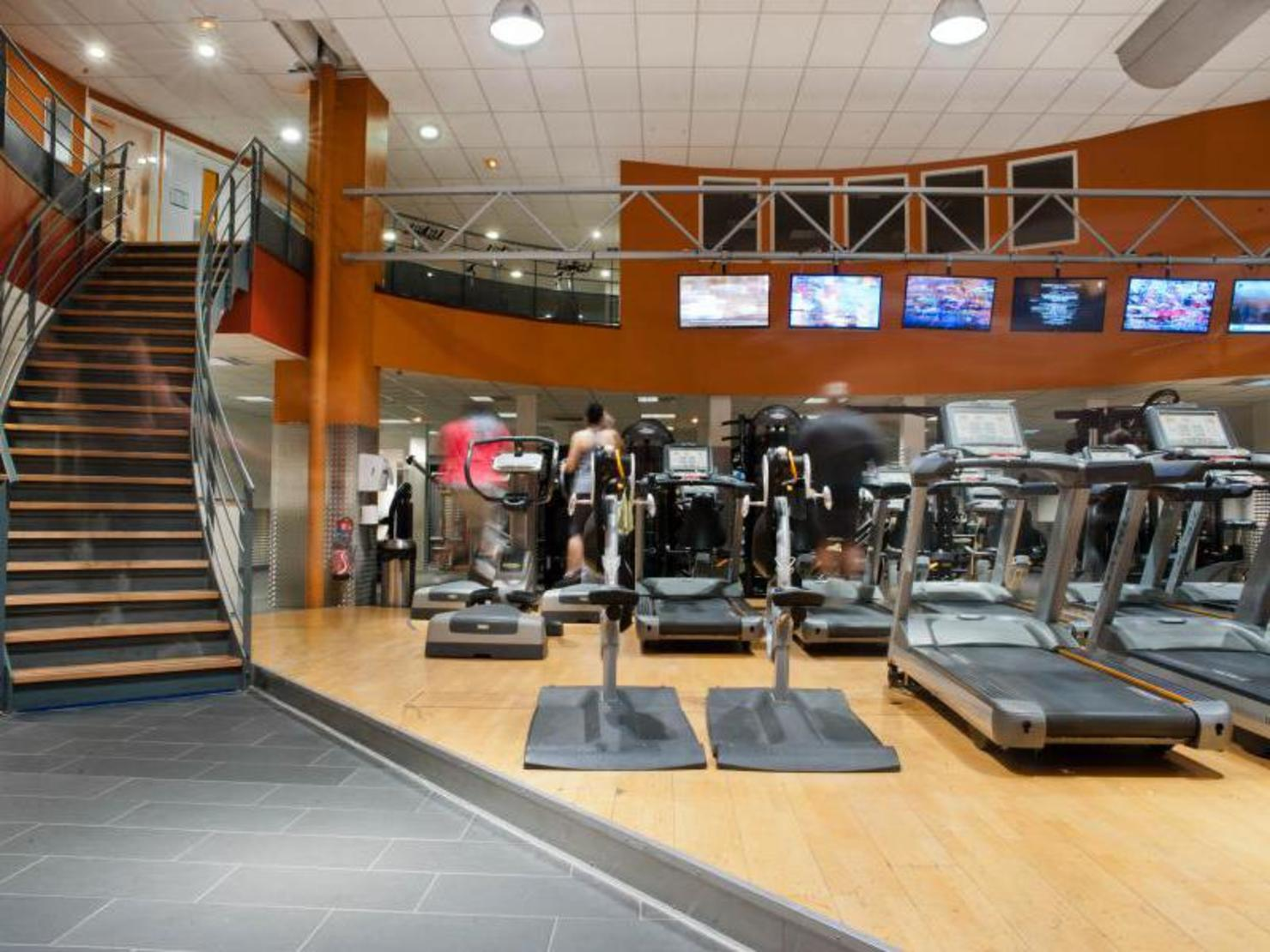 gym sol central | anotherhackedlife.com