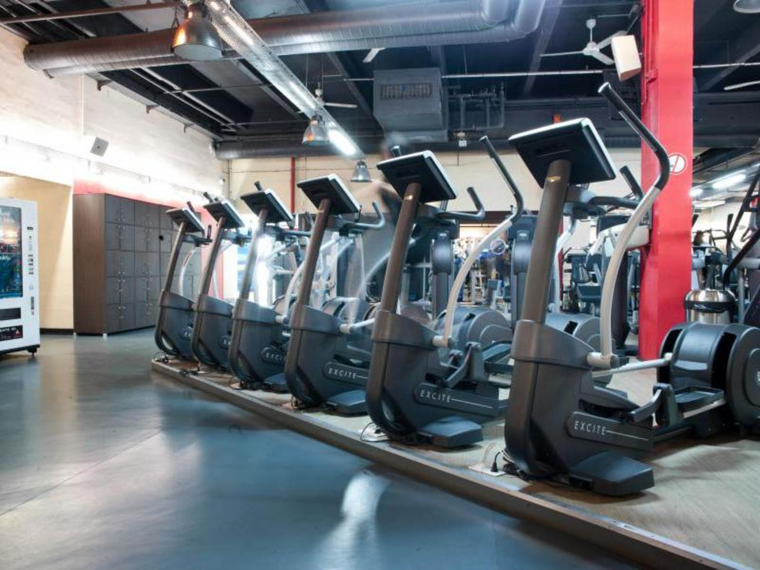 Fitness Park Rosny A Rosny Sous Bois Tarifs Avis Horaires
