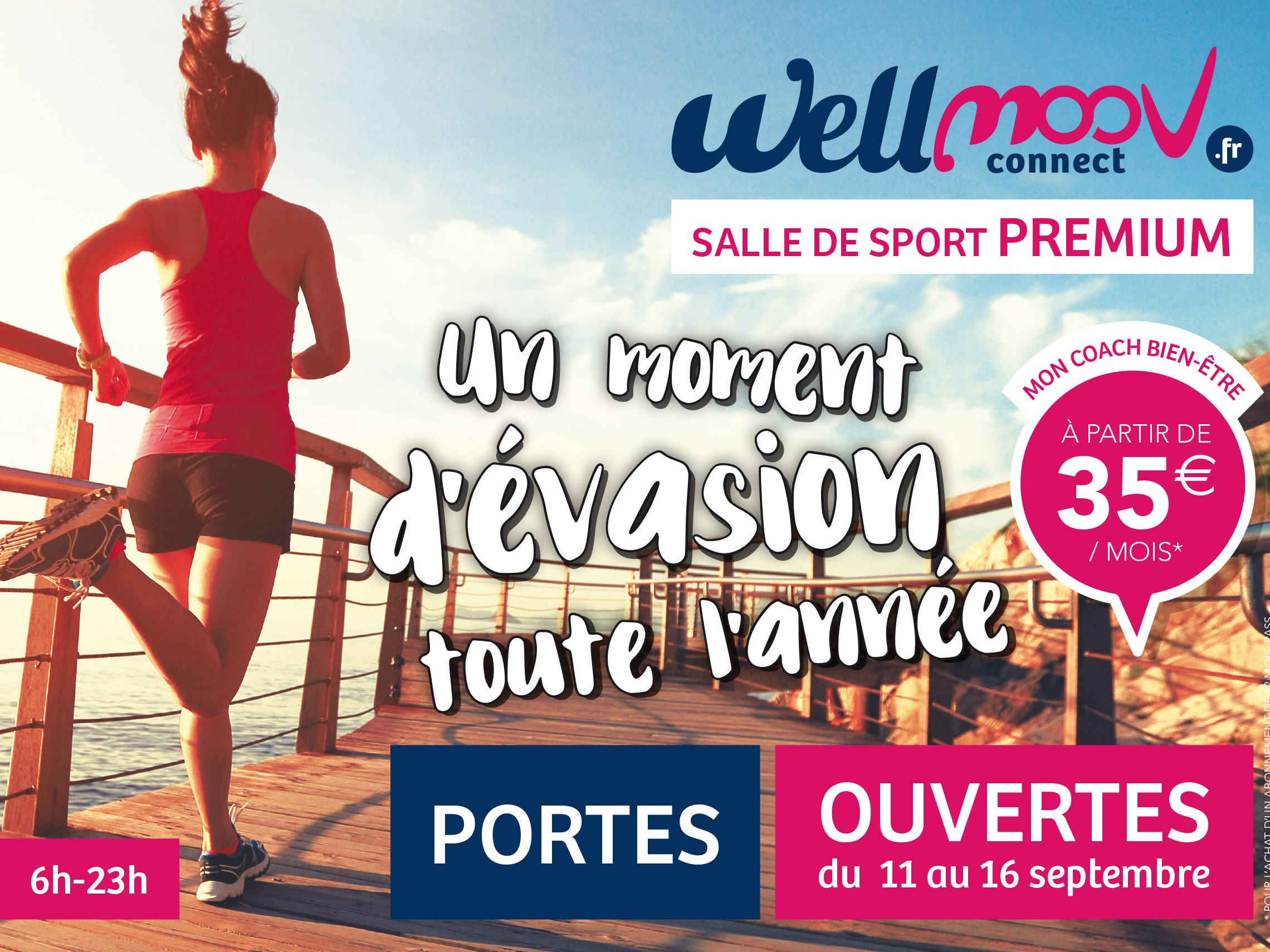 WellMoov Connect Mulhouse
