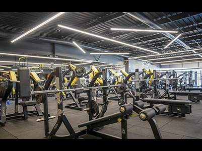 Fitness Park Cannes - La Bocca