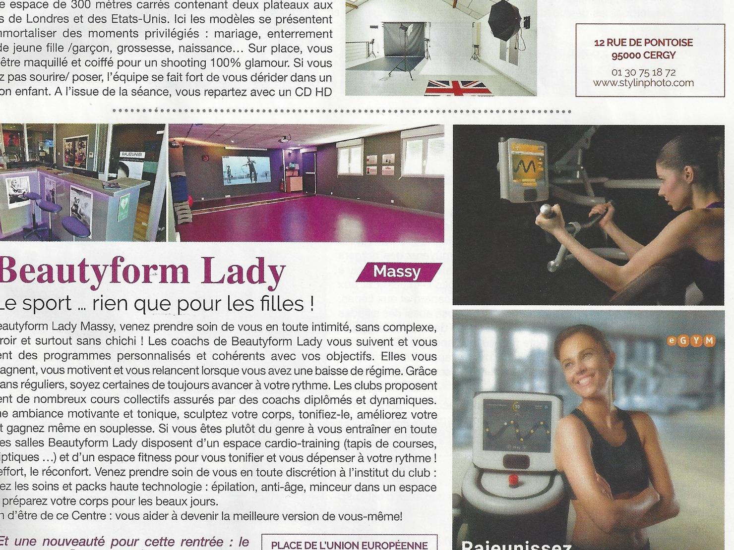 beautyform lady massy tarifs avis horaires offre d couverte. Black Bedroom Furniture Sets. Home Design Ideas