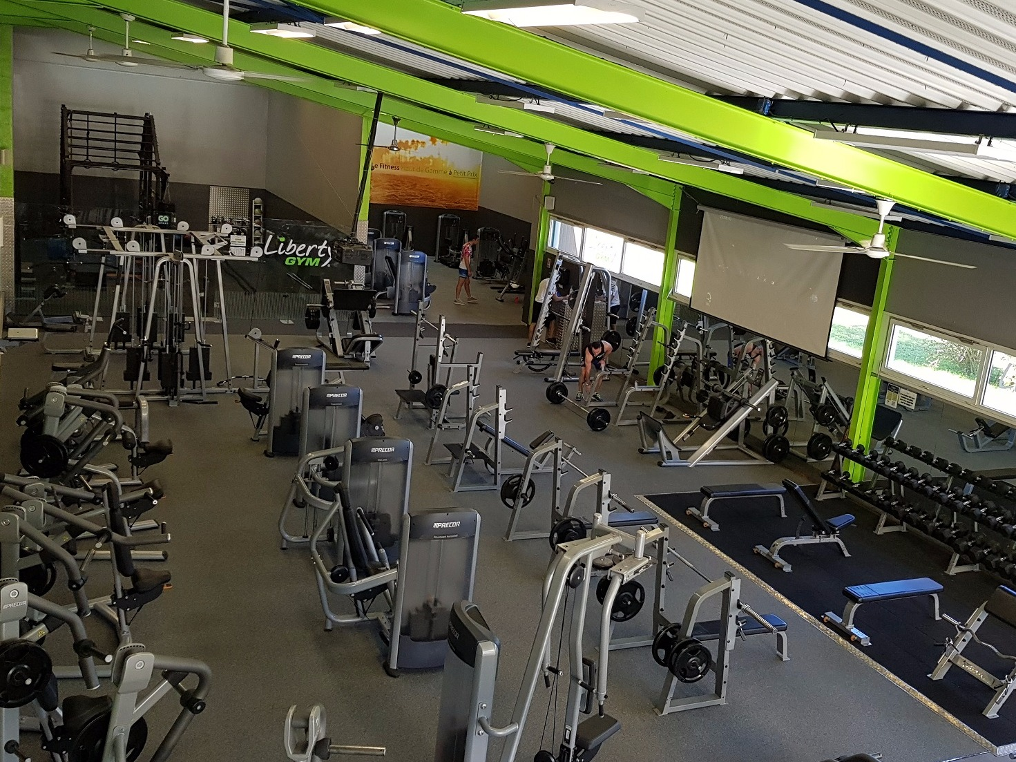 Liberty GYM Vesoul