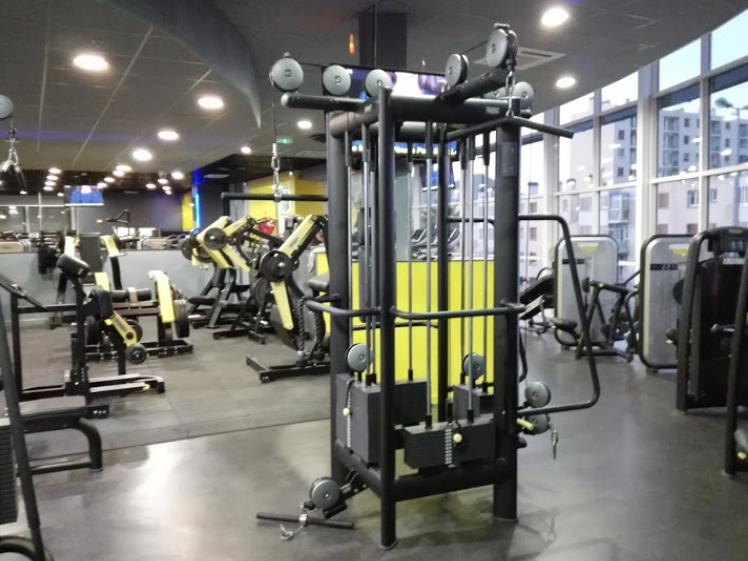 Fitness Park Marseille Saint Loup Tarifs Avis Horaires