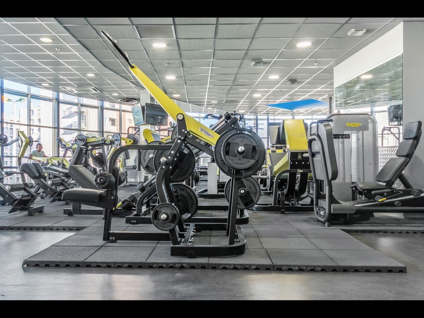 Fitness Park Marseille - Saint Loup