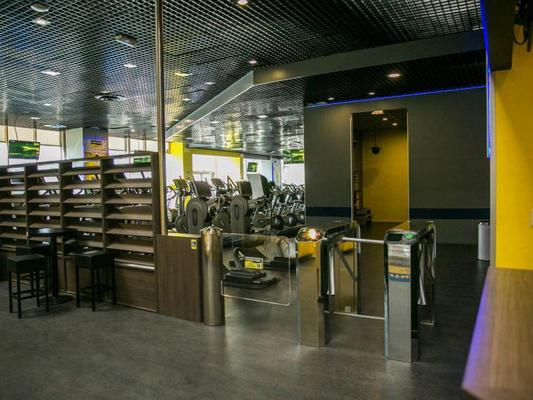 Fitness Park Auchan Saint-Loup