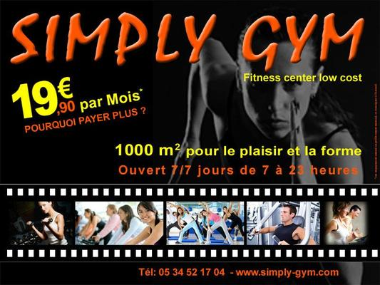 Symply Gym Plaisance