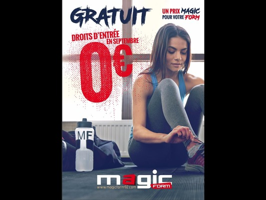 Magic Form Rueil