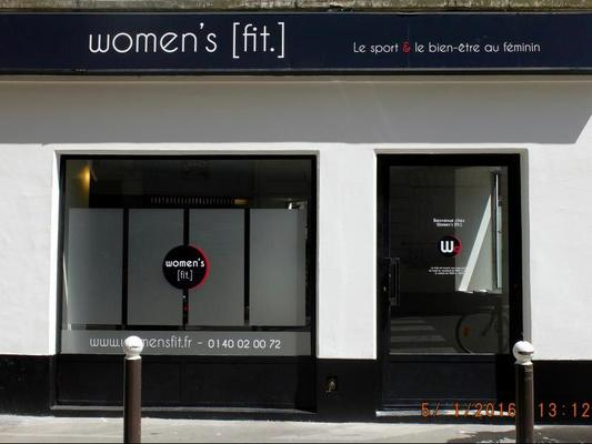 Women's Fit Paris 12