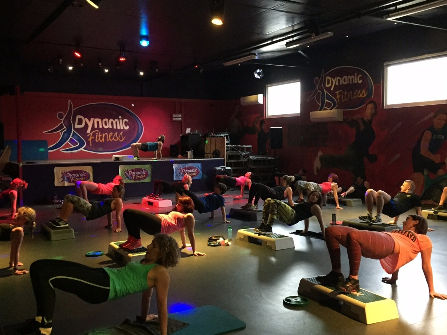 Dynamic Fitness Solutions #1 Choice for Fitness and Sports Performance. At Dynamic Fitness Solutions, we believe that life is a sport and the work done in the gym greatly impacts the performance in the game of apssocial.ml mission is to enhance the performance in athletes over a lifetime in a world-class training environment built upon the foundations of elite strength and conditioning principles.