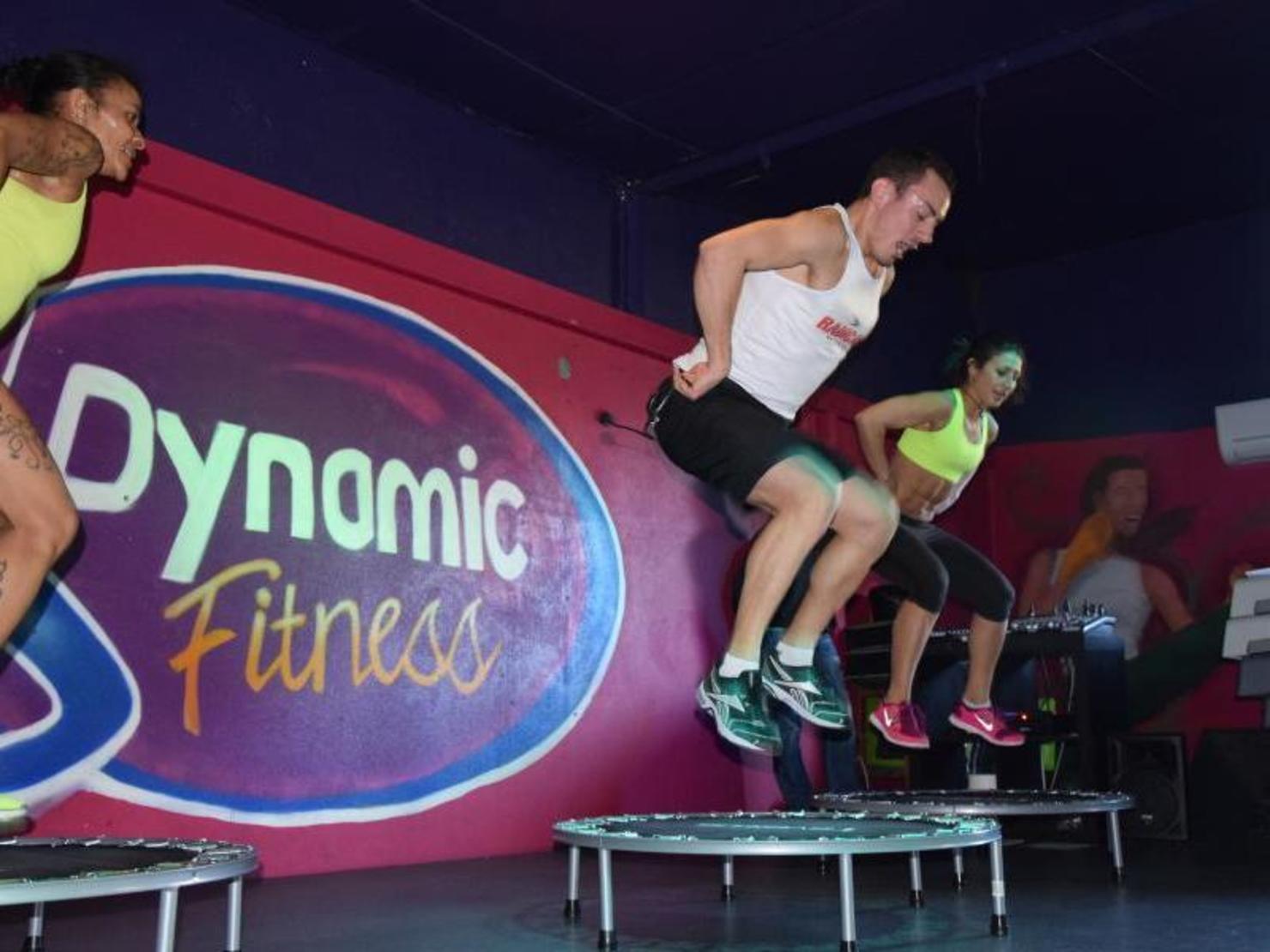 Dynamic fitness - vjezbajte u fitnessu uz strucno vodstvo trenera za samo kn.