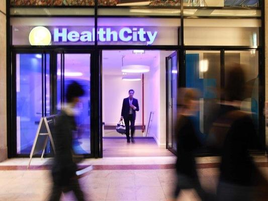 HealthCity Paris 8 Champs Elysées