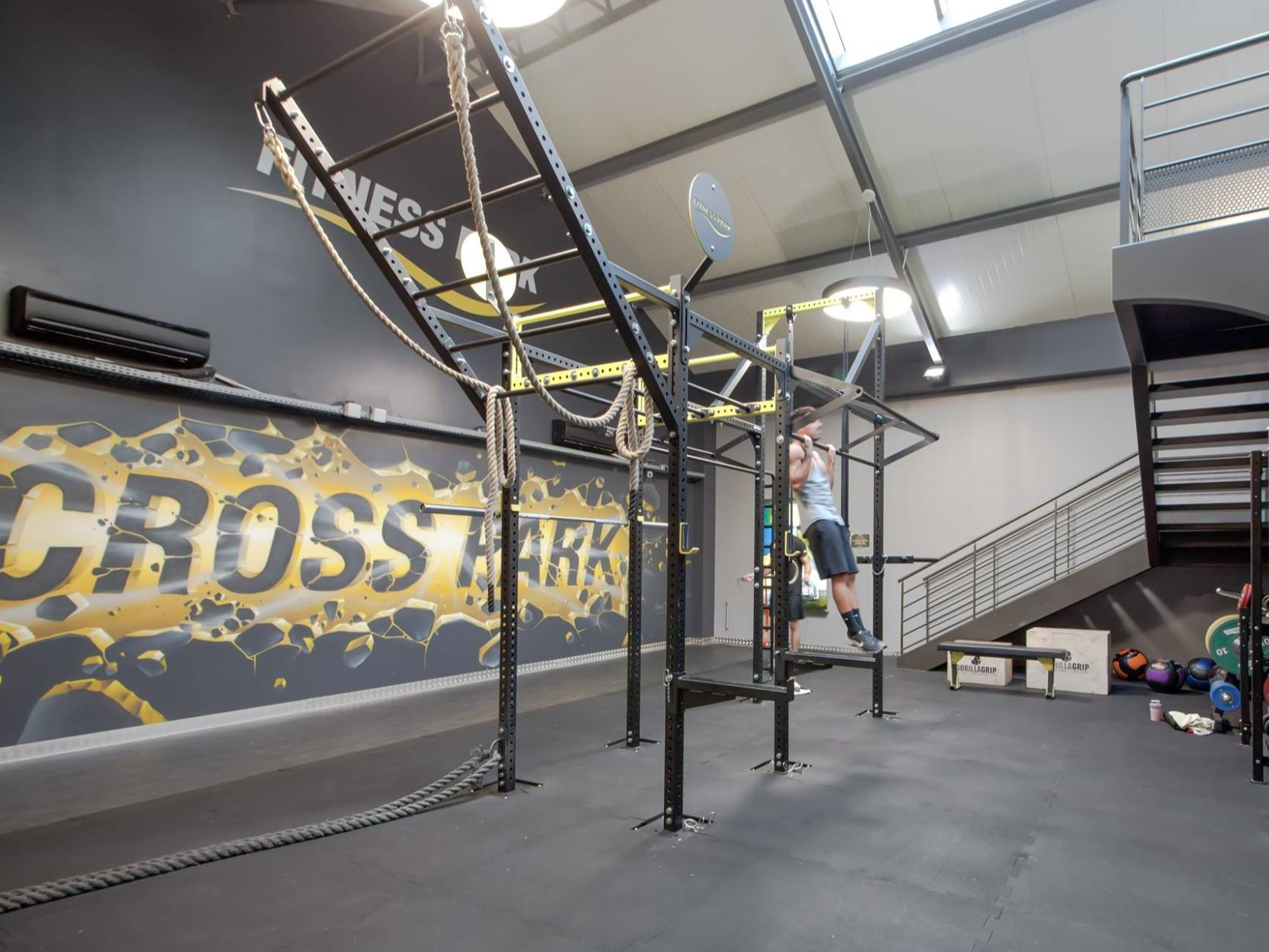 Fitness Park Issy les Moulineaux