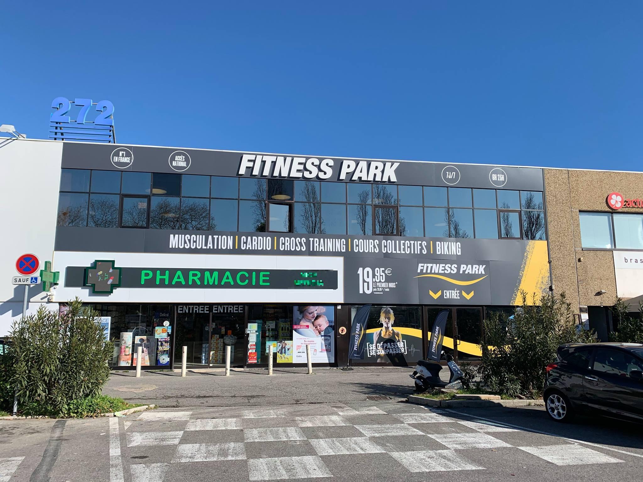 Fitness Park Nice La Plaine