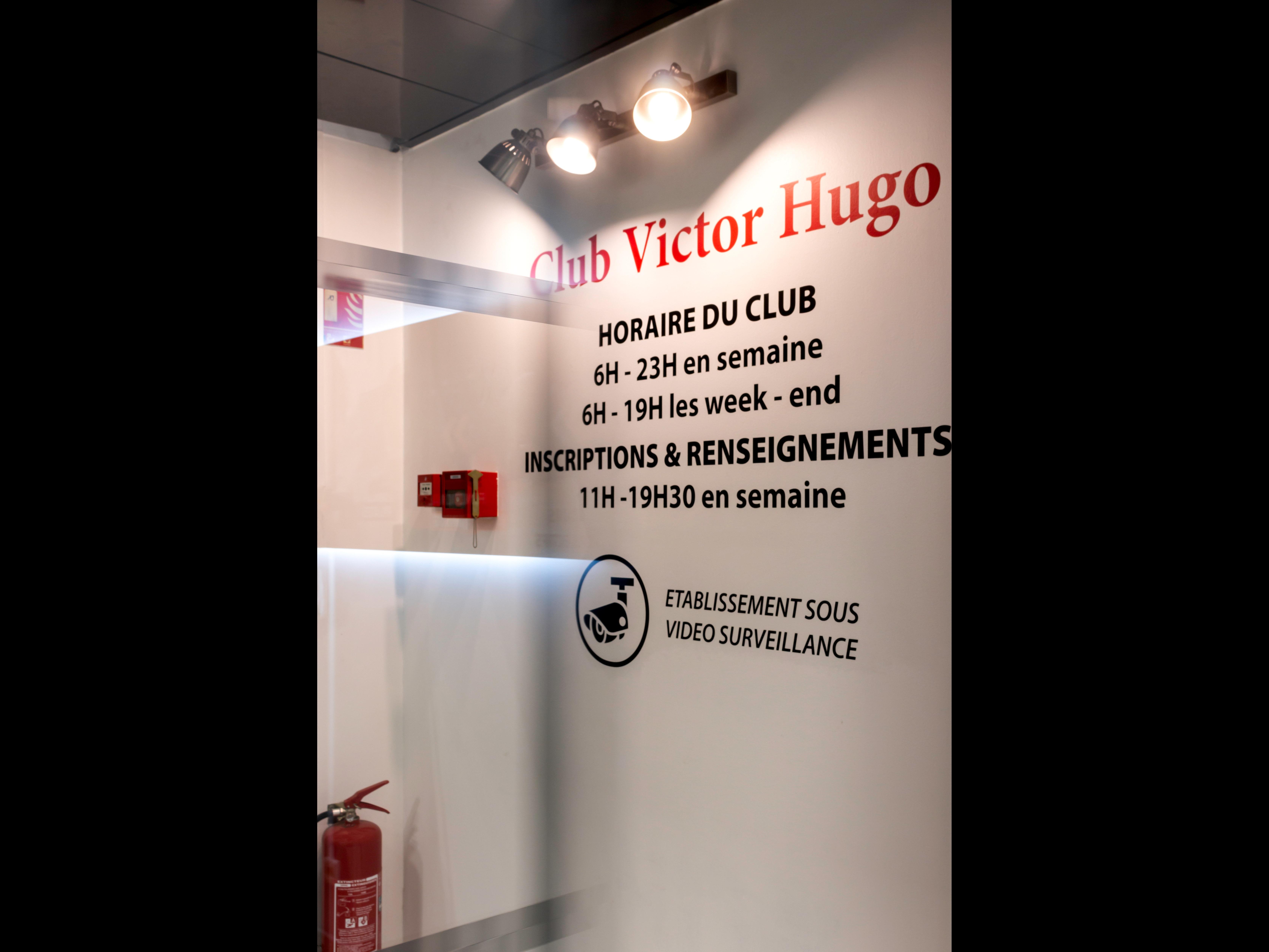 Club Victor Hugo Lyon Berthelot