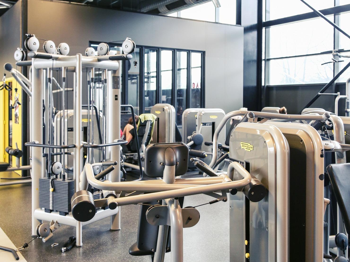 Fitness Park Rennes Longschamps