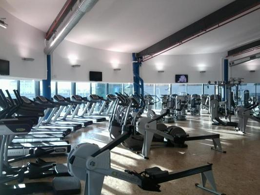 Fitness Park by Moving Lyon Confluence