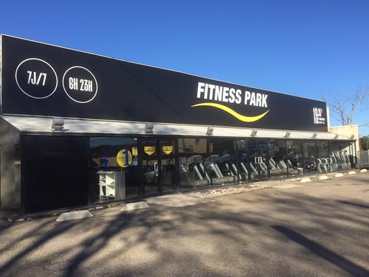 Fitness Park Nimes