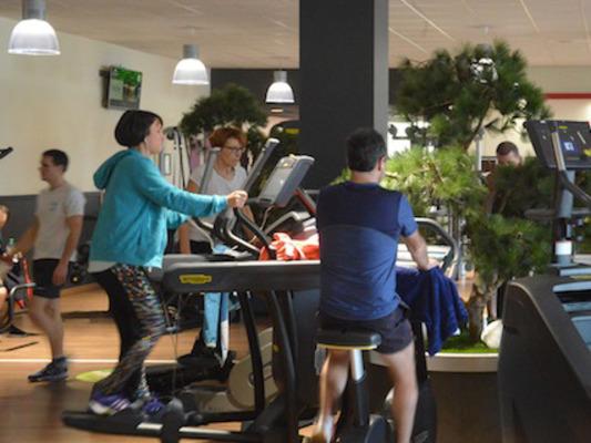 Club De Musculation A Clermont Ferrand Masalledesport