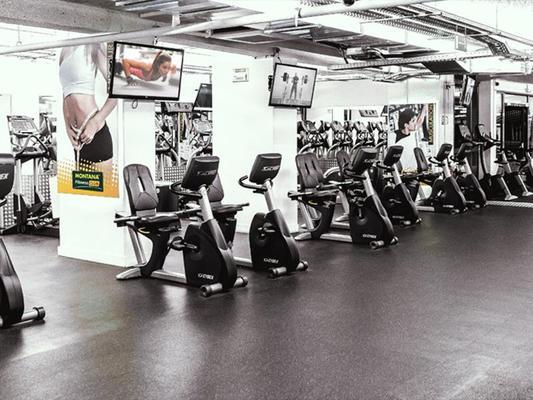 Fitness Park Alesia