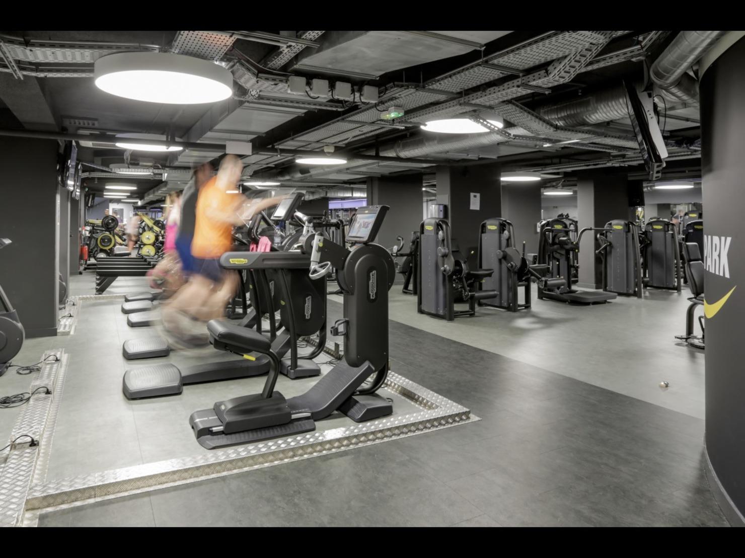 Fitness Park Paris - Alesia
