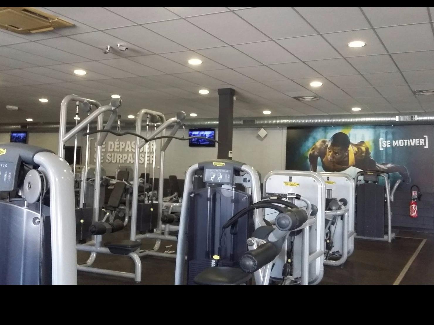 Fitness Park Villeneuve d'Ascq