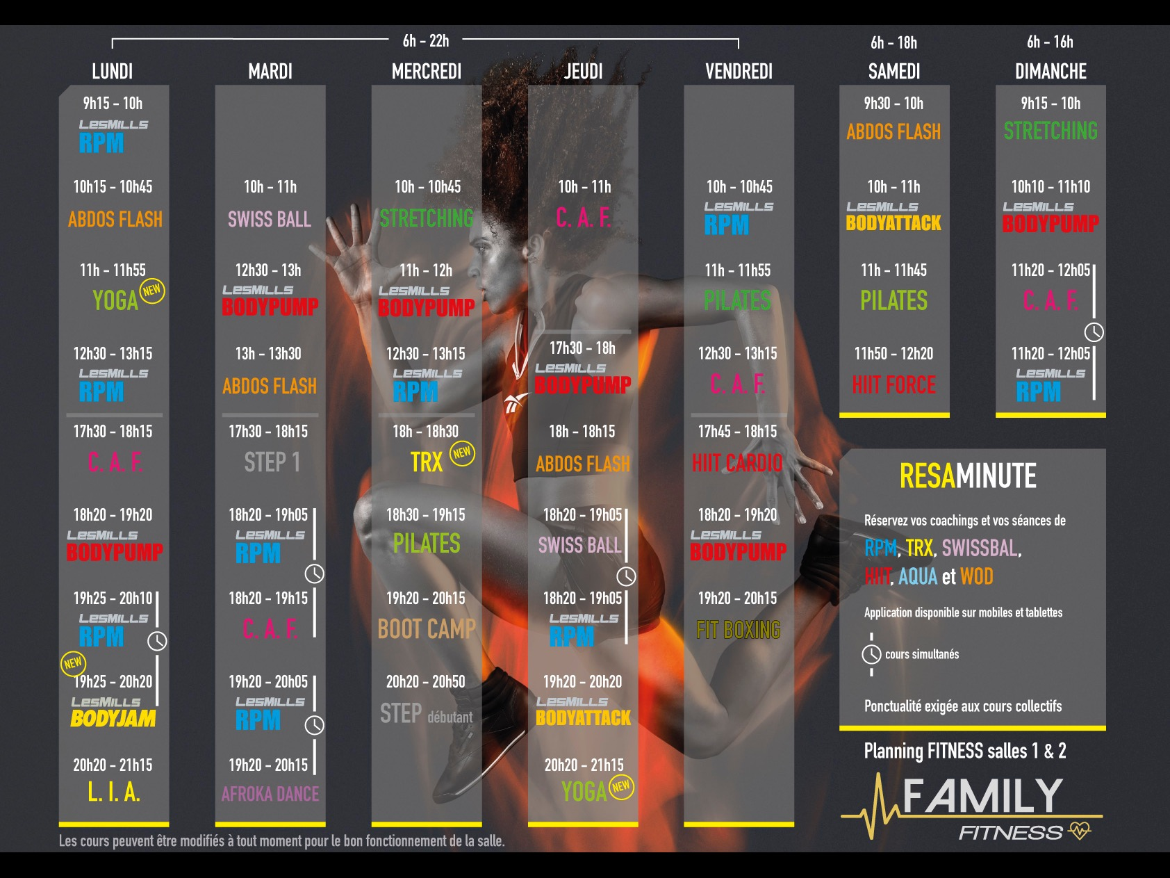 Family Fitness Claye-Souilly-0