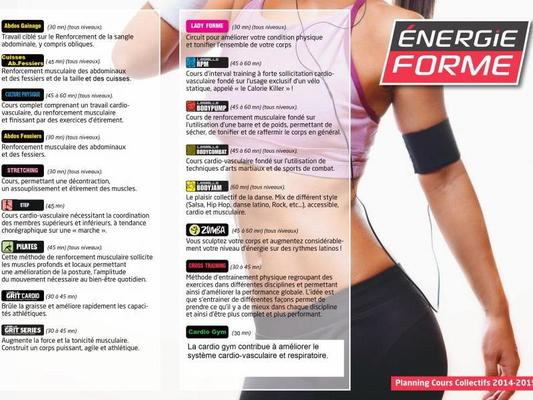 Energie Forme Vernouillet
