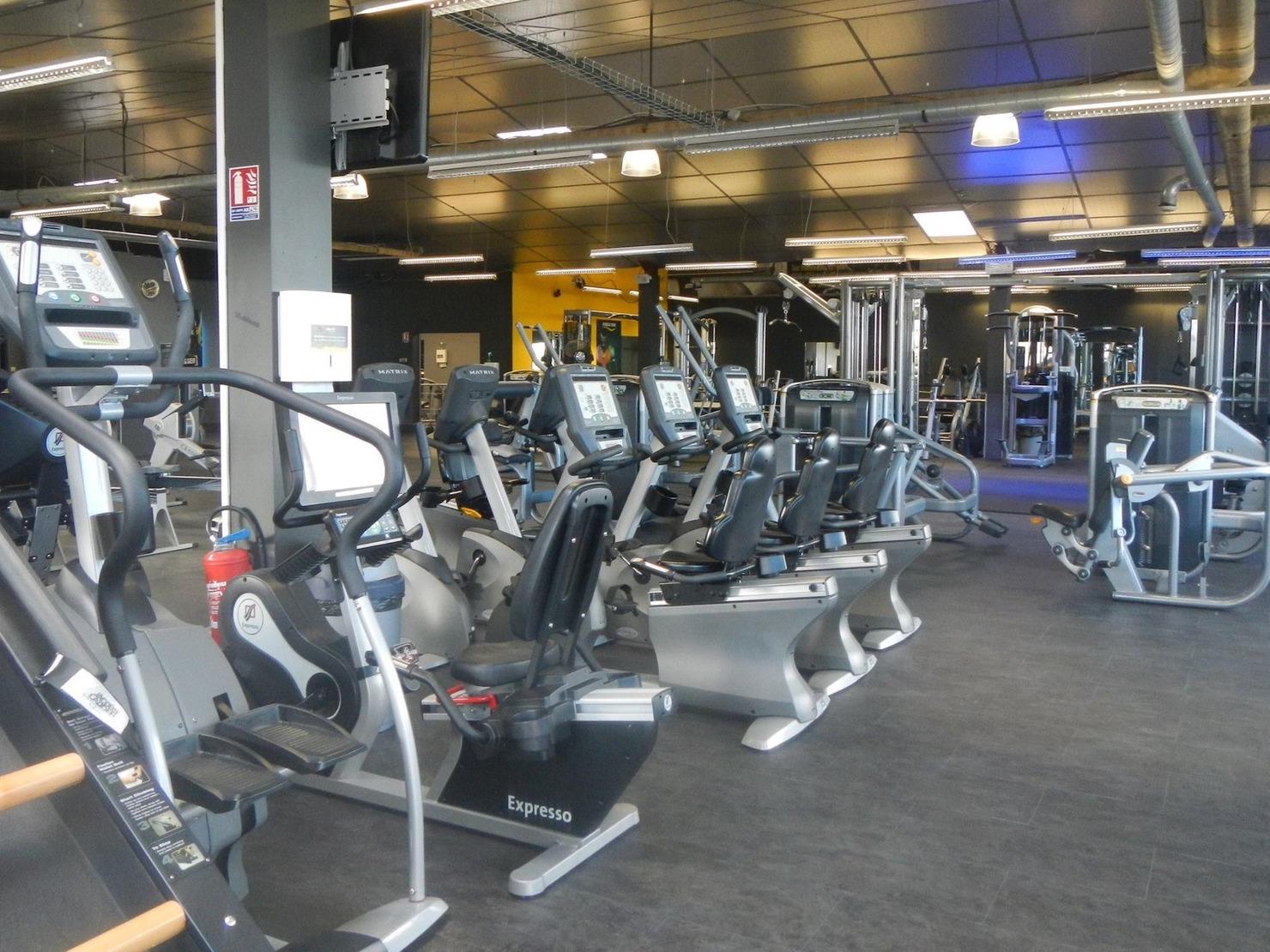 Fitness Park Caen-0