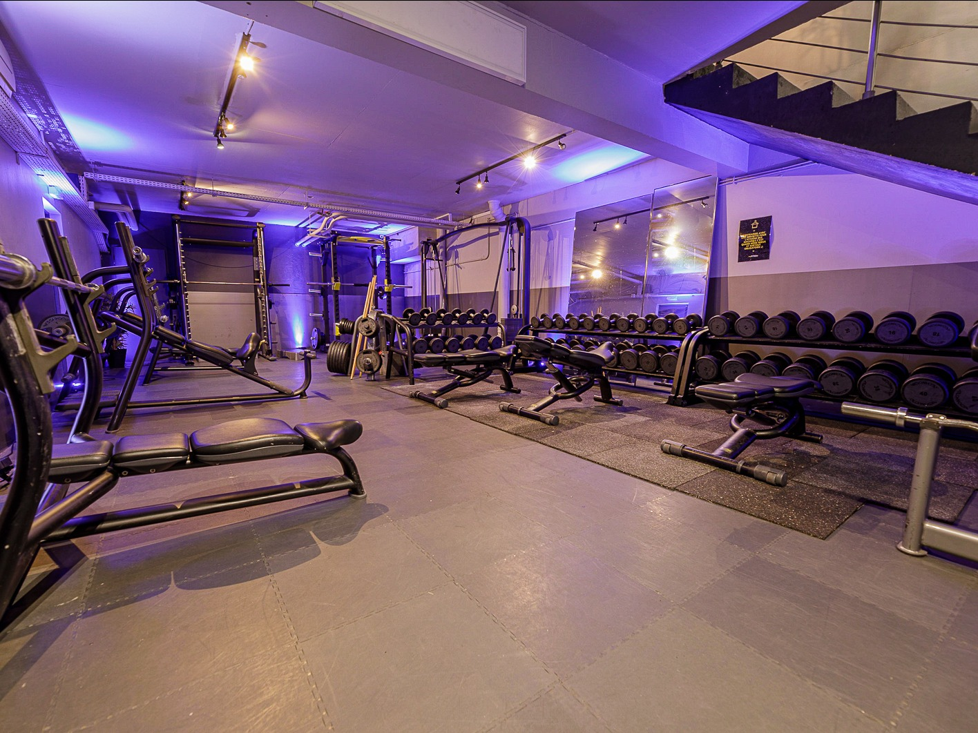 My Fitness Studio Paris 20-0