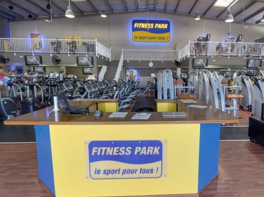 Fitness Park Saint Pierre