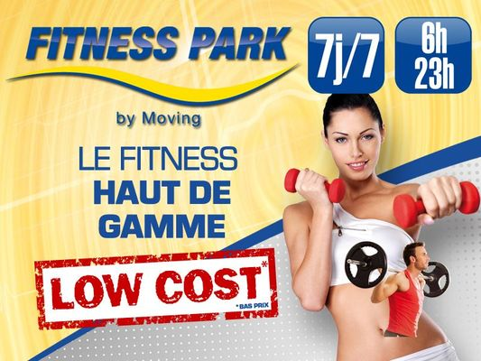 Fitness Park Bruxelles