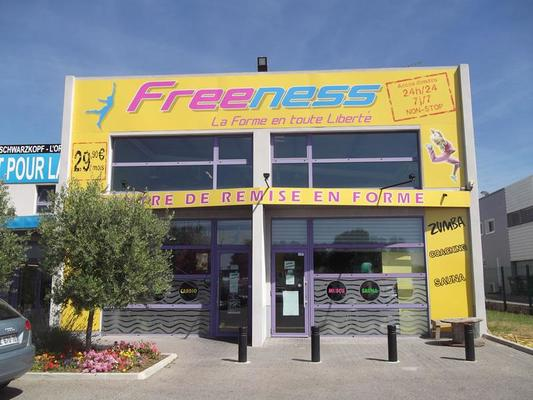 Freeness Istres