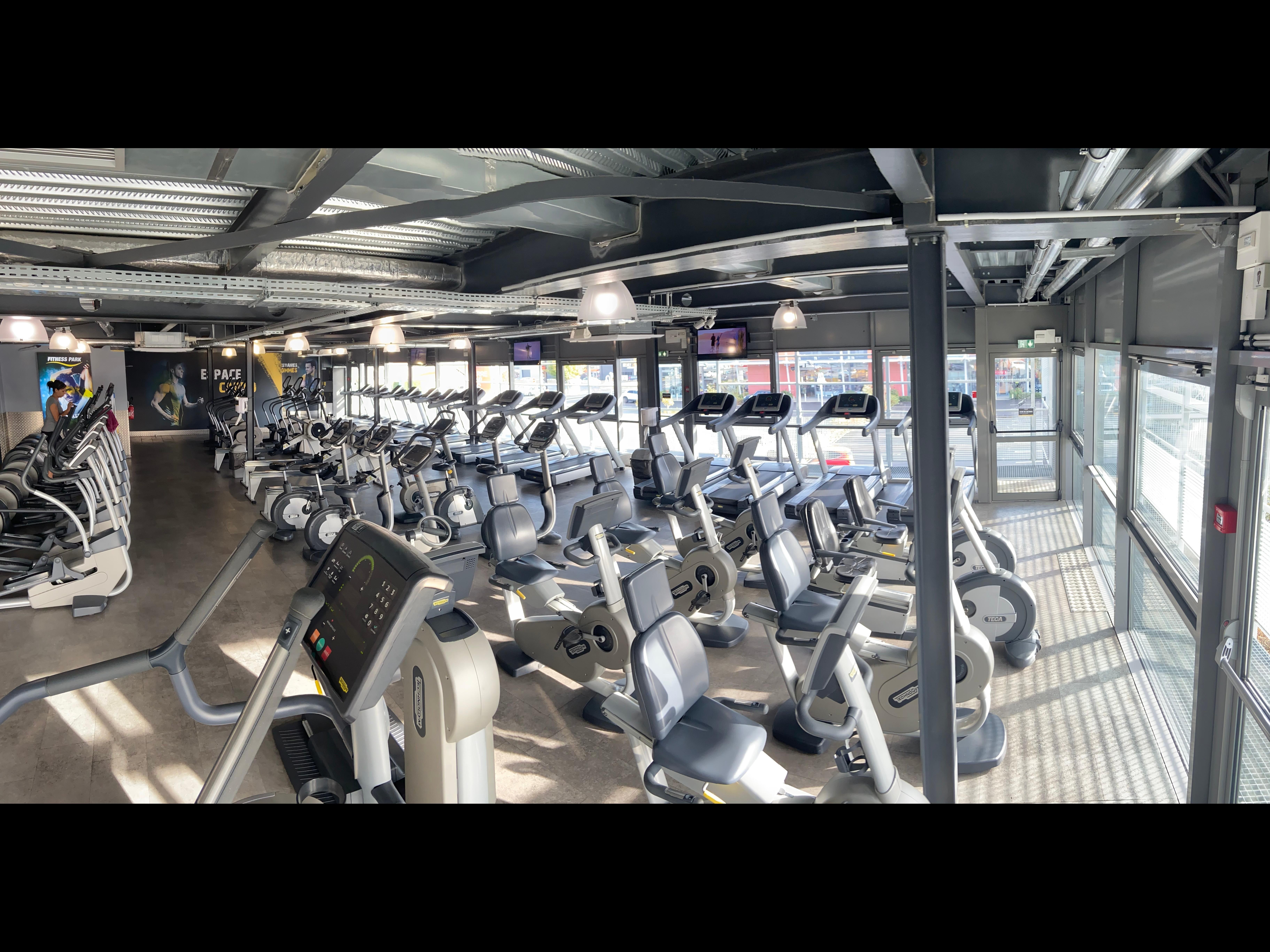 Fitness Park Clermont Ferrand-0