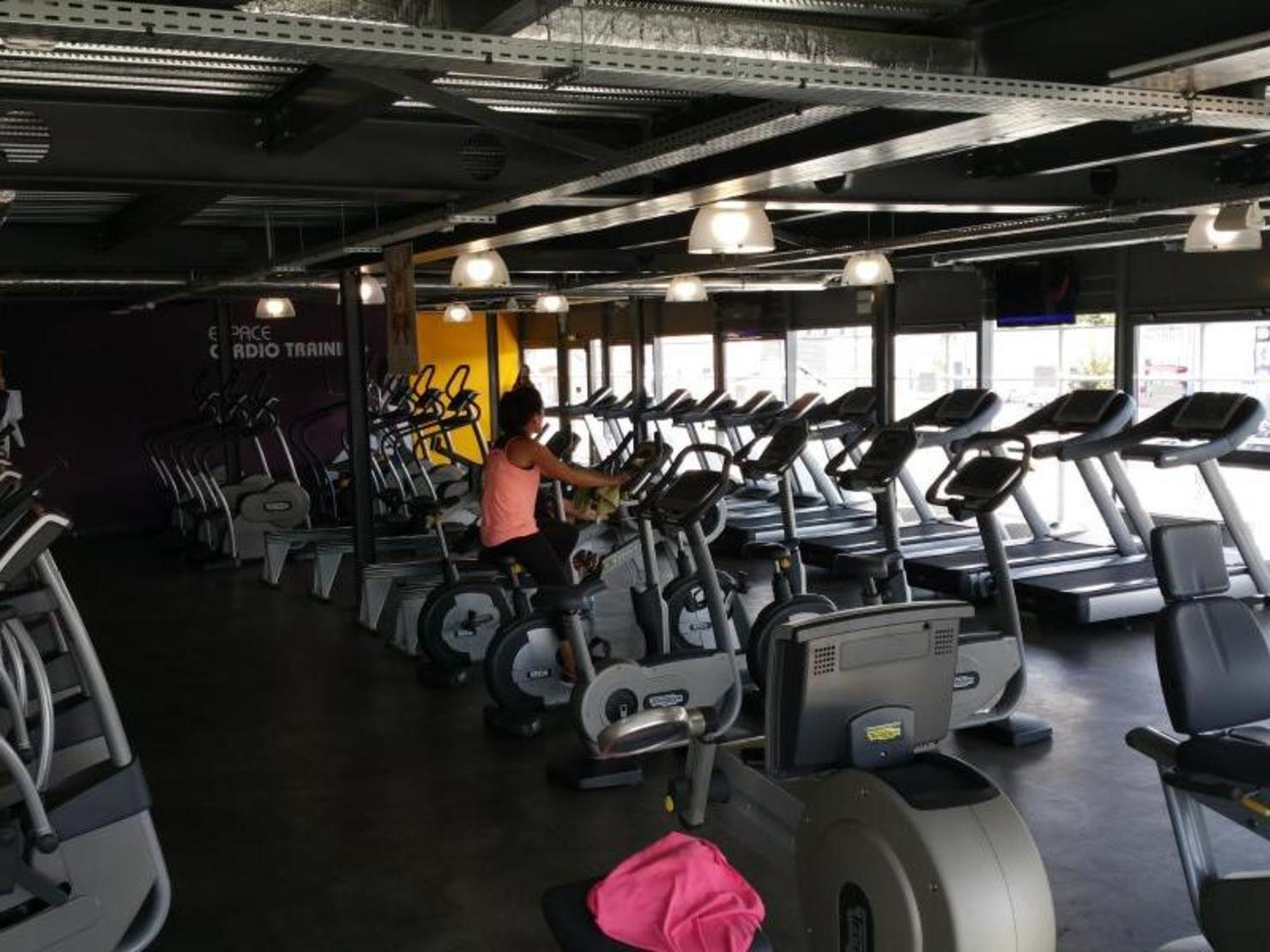 Fitness Park Clermont Ferrand-0