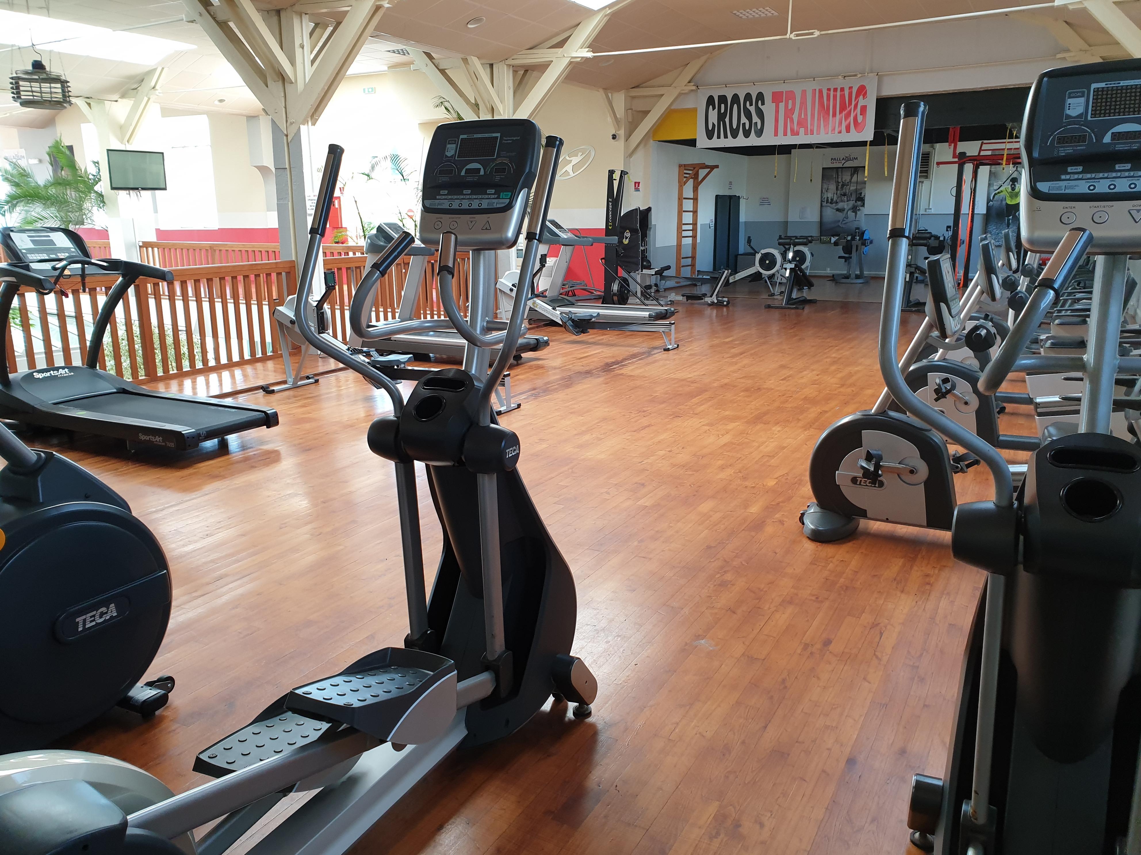 Palladium Gym